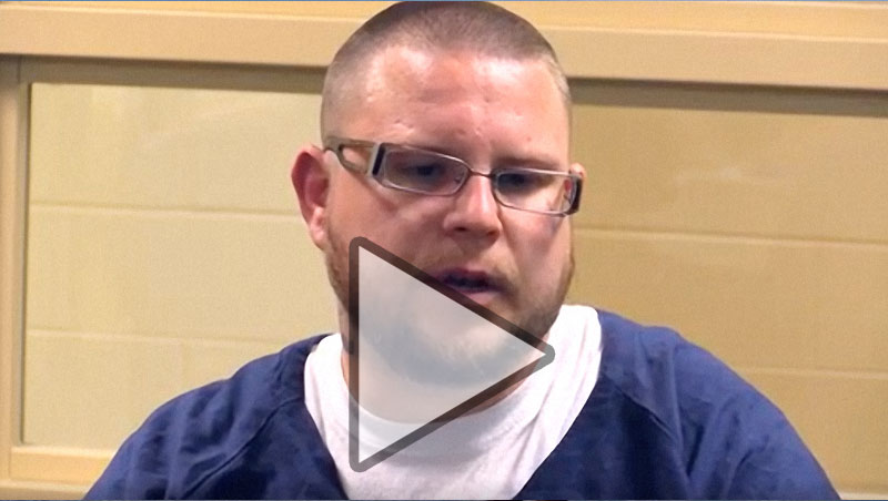 Video: One inmate's story: Growing up mentally ill